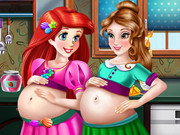 Beauties Pregnant Bffs