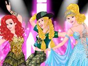 Dancing Festival At Princess College