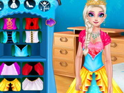 Design A Dress For Elsa