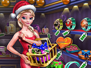 Ice Queen Shopping Xmas Gift