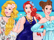 Princesses Bffs Summer Memories