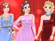 Princesses Red Carpet Gala
