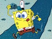 Spongebob Going To Work