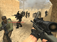 play counter strike online free no download