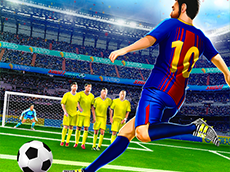 Evolution Soccer Penalty Online