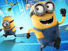 Minion Rush - Yeti Run