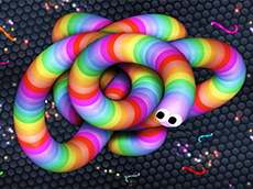Slither.io Multiplayer