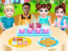 Baby Taylor Tea Party Day