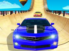 Car Stunt Games - Mega Ramps 3D 2021