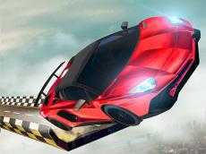 Crazy Stunt Car
