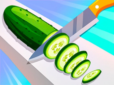 Fruits Slice Challenge