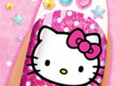 Hello Kitty Nail Salon - Fashion Star