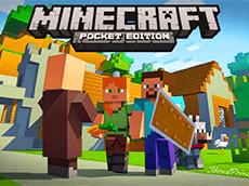 Minecraft PE Online