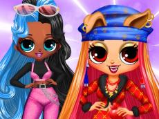 Monster Popsy Dolls