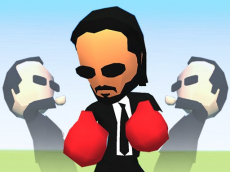 Mr One Punch: Action Fighting Game