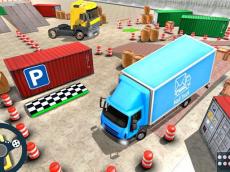 New Truck Parking 2020: Hard PvP Car Parking Games