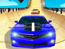 Ramp Car Stunts Impossible