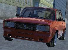 Russian Taz Driving 2