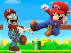 Super Mario Shoot Zombies