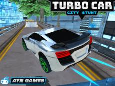 Turbo Car City Stunt
